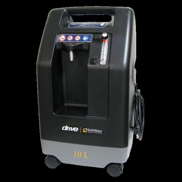 Concentrateur d'oxygène hauts débits – 1025 KS – Drive DeVilbiss Healthcare