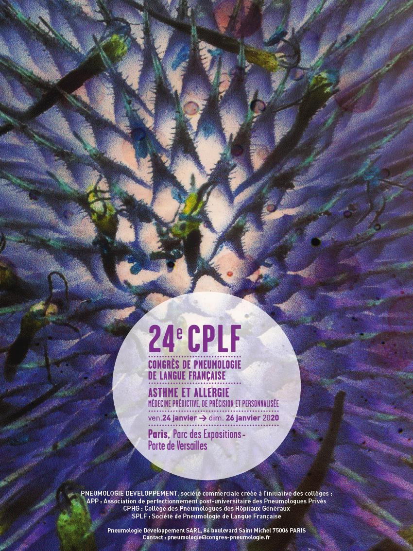 CPLF 2020 Paris du vendredi 24 au dimanche 26 janvier